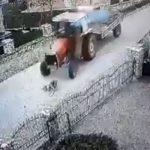 Traktor pregazio psa, uznemirujući snimak se širi društvenim mrežama (VIDEO)