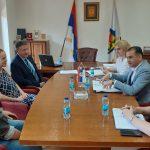 Potpisan Memorandum o saradnji opštine Šamac sa CRS – om