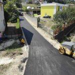 U Vitkovcima kod Teslića asfaltirano novih 600 metara puta